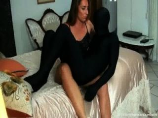 The female porn star with a penis