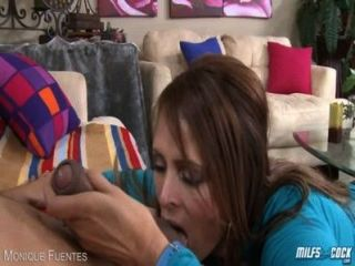 Milf monique fuentes back rub sm65