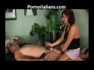 Итальянское порно family