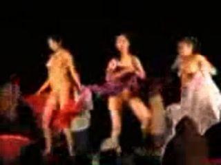 Andhra girls naked dance