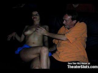 Nude teen panties in water photo