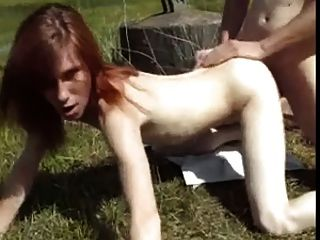 stranger outdoor Amateur wife